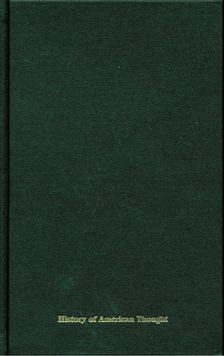 COOPER, THOMAS - Philosophical Writings of Thomas Cooper Volume 2: Political Essays - A Treatis on the Law of Libel [antikvár]