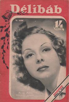 Bibó Lajos - Délibáb 1941. XV. évf. 15. szám [antikvár]