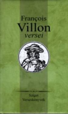 Réz Pál (szerk.) - Francois Villon versei