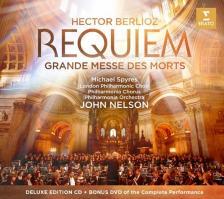 BERLIOZ - REQUIEM CD+DVD BERLIOZ