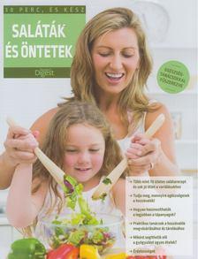 Saláták és öntetek [antikvár]