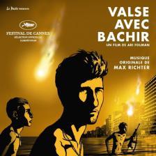 MAX RICHTER - WALTZ WITH BASHIR CD ARI FOLMAN FILM