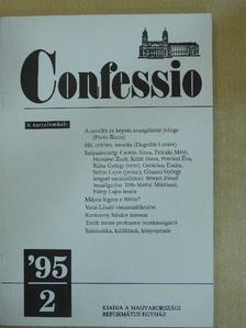 Albert Zsuzsa - Confessio 1995/2. [antikvár]