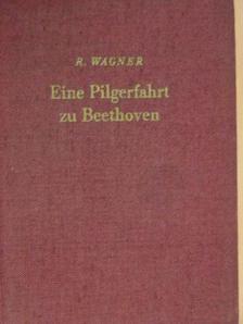 Richard Wagner - Eine Pilgerfahrt zu Beethoven/Ein Ende in Paris [antikvár]