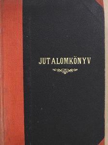 Acsády Ignácz - Évkönyv 1898. [antikvár]