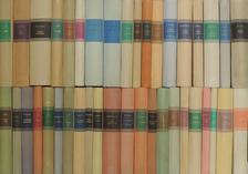 """Albert Maltz - """"40 kötet a Milliók könyve sorozatból (nem teljes sorozat)"""" [antikvár]"""