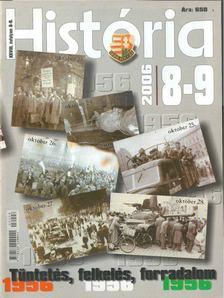 Glatz Ferenc - História 2006/8-9 [antikvár]