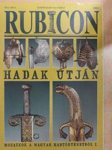 Ágoston Gábor - Rubicon 2000/5. [antikvár]