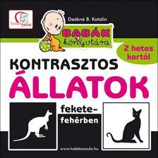 DEÁKNÉ B.KATALIN - Kontrasztos állatok fekete-fehérben