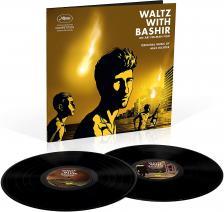 MAX RICHTER - WALTZ WITH BASHIR 2LP