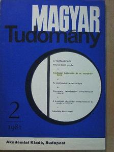 Antoni Ferenc - Magyar Tudomány 1981. február [antikvár]