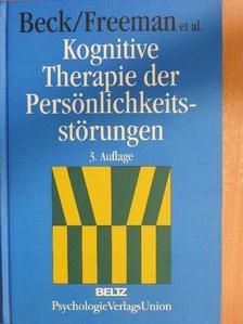 Aaron T. Beck - Kognitive Therapie der Persönlichkeitsstörungen [antikvár]