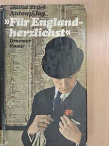 Antony Jay - »Für England-herzlichst« [antikvár]