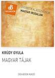 KRÚDY GYULA - Magyar tájak [eKönyv: epub, mobi]