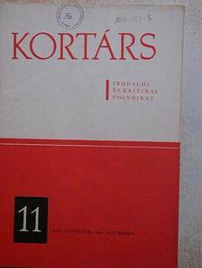 Arató Endre - Kortárs 1970. november [antikvár]