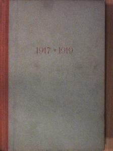 Ady Endre - Irodalom forradalom 1917-1919 [antikvár]