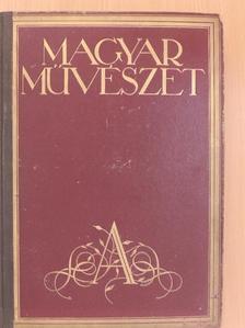 Alexander Bernát - Magyar Művészet 1925/1-10 [antikvár]