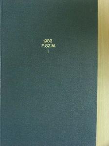 Dalos László - Film-Színház-Muzsika 1982. (nem teljes évfolyam) I-II. [antikvár]