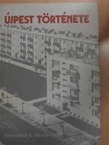 Csabai Imre - Újpest története [antikvár]