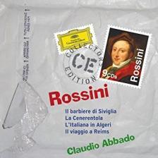 ROSSINI - L'ITALIANA IN ALGERI - IL BARBIERE SIVIGLIA - LA CENERENTOLA - IL VIAGGIO A REIMS 9CD