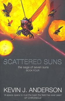 Kevin J. Anderson - The Saga of Seven Suns - Scattered Suns [antikvár]