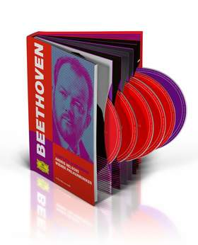 BEETHOVEN - COMPLETE SYMPHONIES 5CD+BLU-RAY AUDIO ANDRIS NELSONS
