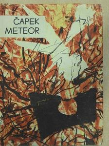 Karel Čapek - Meteor [antikvár]