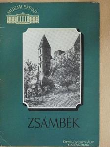 Tombor Ilona - Zsámbék [antikvár]