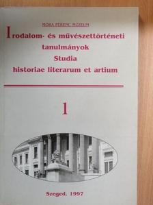 Apró Ferenc - Irodalom- és művészettörténeti tanulmányok 1. [antikvár]