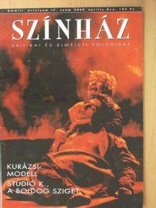 Bertolt Brecht - Színház 2000. április [antikvár]