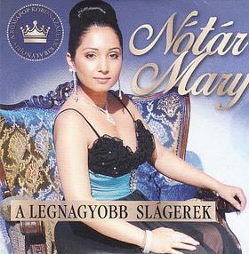 A LEGNAGYOBB SLÁGEREK CD NÓTÁR MARY