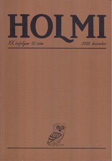 Réz Pál - HOLMI 2008. december [antikvár]