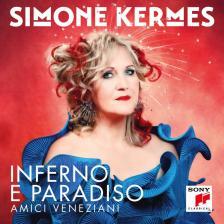 VINCI, VIVALDI, ALBINONI... - INFERNO E PARADISO CD SIMONE KERMES