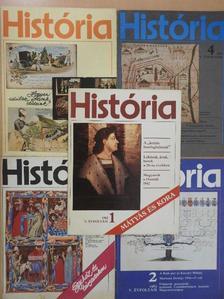 Balogh Sándor - História 1983/1-6. [antikvár]