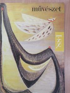 A. Gály Tamara - Művészet 1988. január [antikvár]