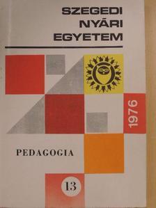 Bakonyi Pál - Szegedi Nyári Egyetem 1976 [antikvár]