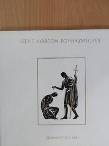 Bárány László - Szent Márton egyházmegyéje [antikvár]