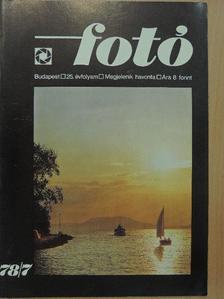 Bojár Iván - Fotó 1978. július [antikvár]