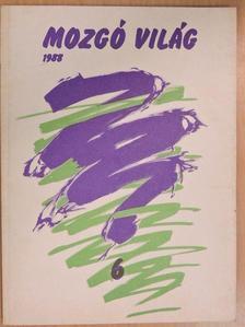 Bada Tibor - Mozgó Világ 1988. június [antikvár]