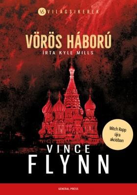 Vince Flynn - Vörös háború [eKönyv: epub, mobi]