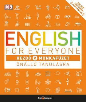 Thomas Booth - English for Everyone: Kezdő 2. munkafüzet