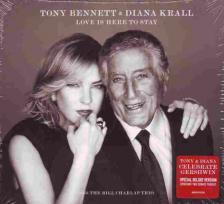DIANA KRALL - LOVE IS HERE TO STAY CD - DELUXE VERSION - TONY BENNETT & DIANA KRALL