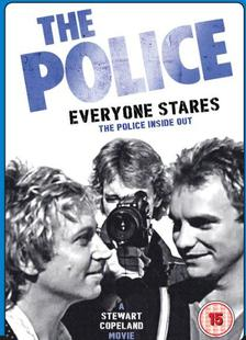 POLICE - EVERYONE STARES - DVD