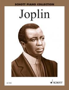 JOPLIN - JOPLIN. SCHOTT PIANO COLLECTION