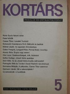 Abody Béla - Kortárs 1979. május [antikvár]