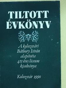 Dr. Gaál György - Tiltott évkönyv [antikvár]