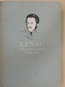 Nikolaus Lenau - Lenau válogatott versei [antikvár]