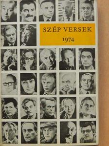 Ágh István - Szép versek 1974 [antikvár]
