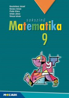 MS-2309U Sokszínű matematika tankönyv 9.o. (Digitális hozzáféréssel)