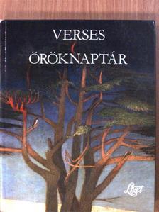 Ady Endre - Verses öröknaptár [antikvár]